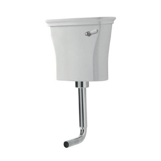 Бачок для унитаза ArtCeram Civitas CIC007 01 00 (белый) под механизм со средней трубой