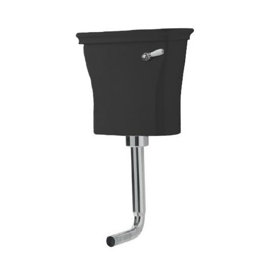 Бачок для унитаза ArtCeram Civitas CIC007 03 00 (черный) под механизм со средней трубой