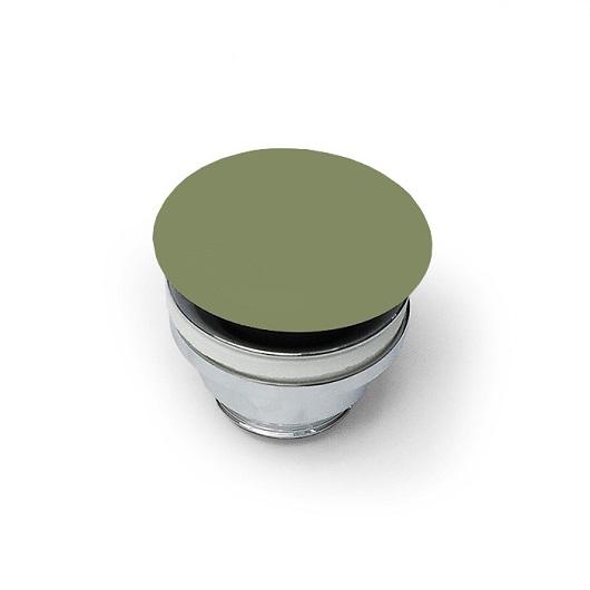 Донный клапан ArtCeram ACA038 44 00 Green Salvia Matt (универсальный)