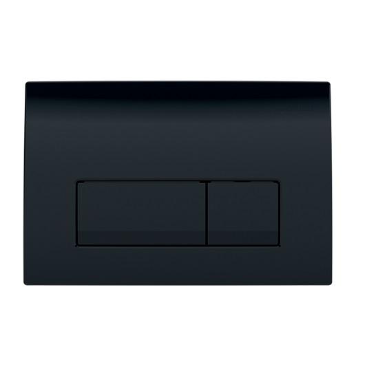 Смывная клавиша Geberit Delta51 115.105.DW.1 (Черный RAL 9005)