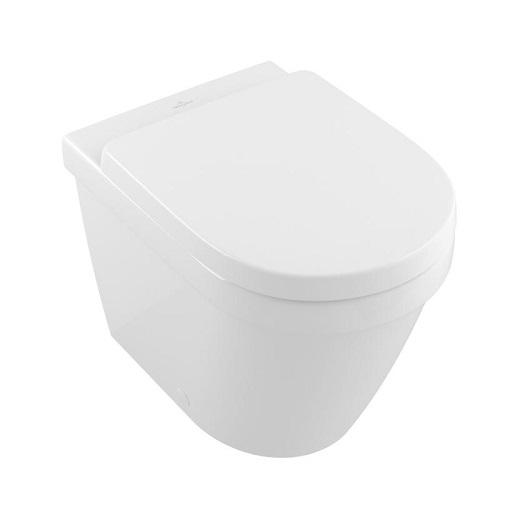Чаша приставного унитаза Villeroy & Boch Architectura 5690 R0 01 (5690R001) без смывного обода