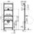 Рама для подвесного писсуара AlcaPlast A107/1120