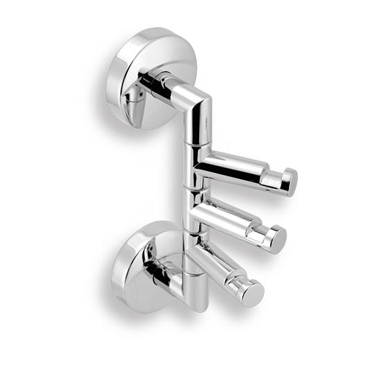 Крючок Novaservis Metalia 11 0181.0 (3-ой, поворотный)