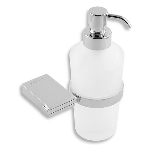 Дозатор жидкого мыла Novaservis Metalia 9 0955.0