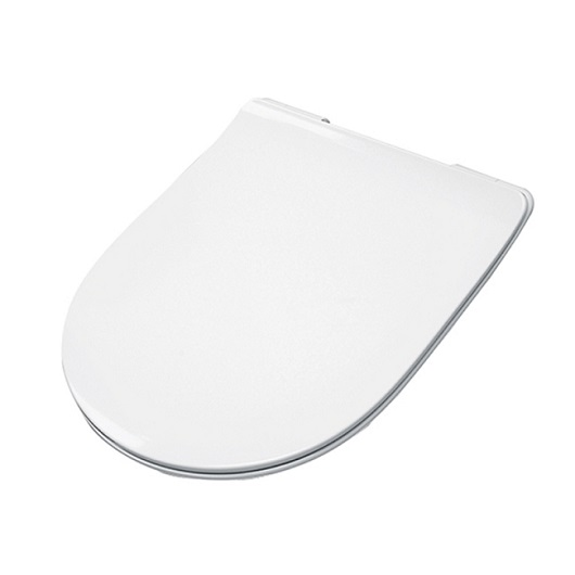 Сиденье с крышкой для унитаза ArtCeram File 2.0 Slim FLA014 05 (белое матовое) SoftClose