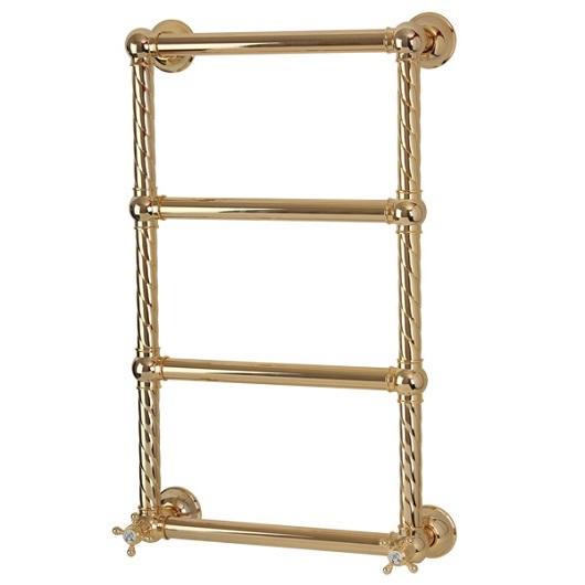 Полотенцесушитель электрический Migliore Edera DX ML.EDR-EL.101.DO (790х490 мм) золото