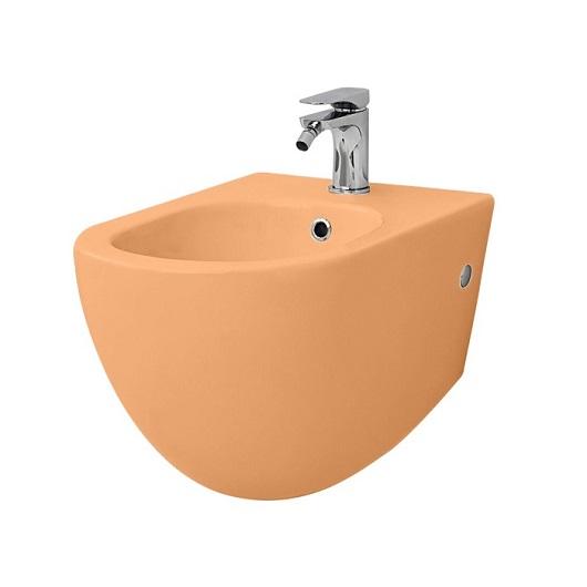 Биде подвесное ArtCeram File 2.0 FLB001 13 00 (Orange Cameo Matt)