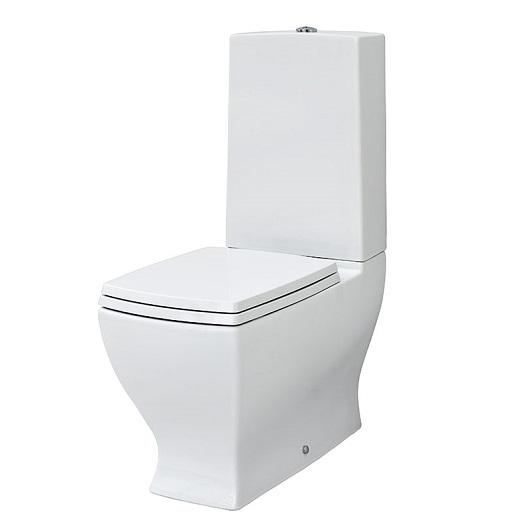 Сиденье с крышкой для унитаза ArtCeram Jazz JZA006 01 71 SoftClose (белое)