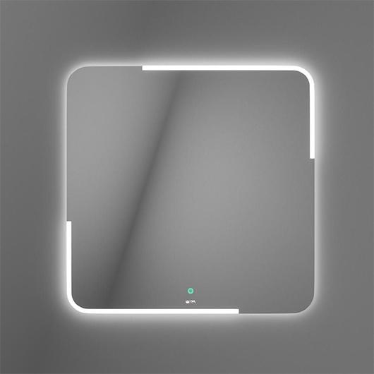 Зеркало с LED подсветкой OWL 1975 Otalia OWLM200600 (800х800 мм)