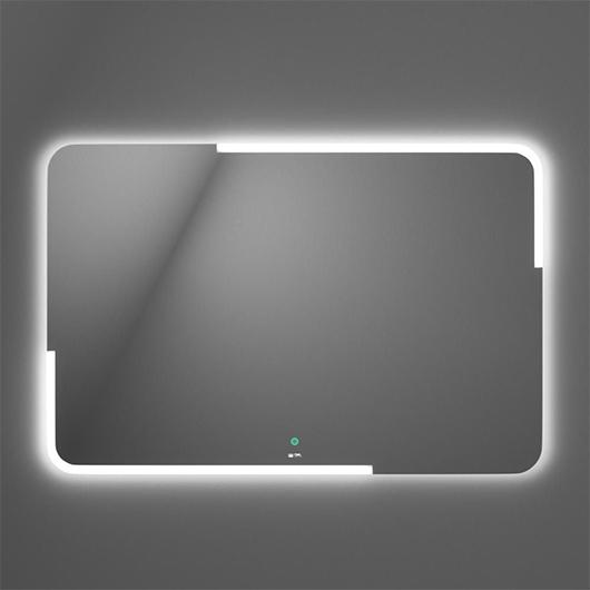 Зеркало с LED подсветкой OWL 1975 Otalia OWLM200602 (1200х800 мм)