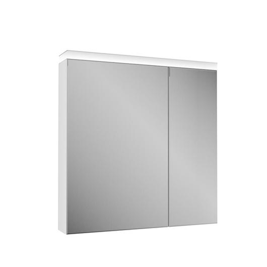 Зеркальный шкаф OWL 1975 Ragnar OW020400 (840х810 мм)