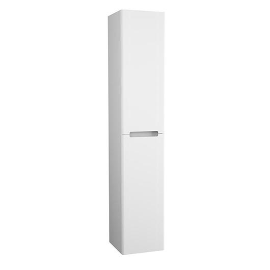 Шкаф высокий OWL 1975 Nyborg OW06.04.00 (белый глянцевый, 1800х350 мм)