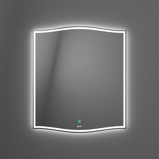 Зеркало с LED подсветкой OWL 1975 Roxen OWLM200100 (650х745 мм)