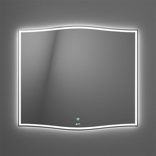 Зеркало с LED подсветкой OWL 1975 Roxen OWLM200102 (850х745 мм)