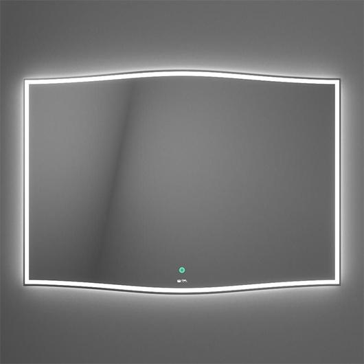 Зеркало с LED подсветкой OWL 1975 Roxen OWLM200103 (1050х745 мм)