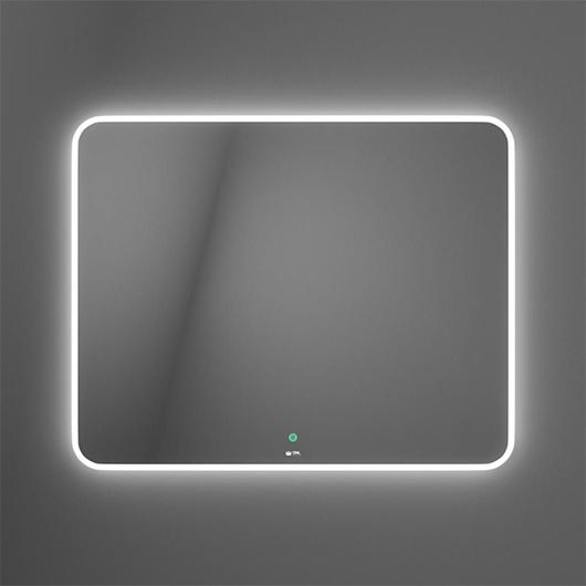 Зеркало с LED подсветкой OWL 1975 Skansen OWLM200501 (1000х800 мм)