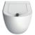 Сиденье с крышкой для унитаза ArtCeram The One THA001 80 SoftClose (белое матовое)