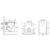 Унитаз подвесной безободковый OWL 1975 Vatter Ruta-H OWLT190401 (сиденье микролифт)