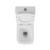 Чаша унитаза-компакта напольного OWL 1975 Vatter Ruta-G OWLT190402 (сиденье микролифт)