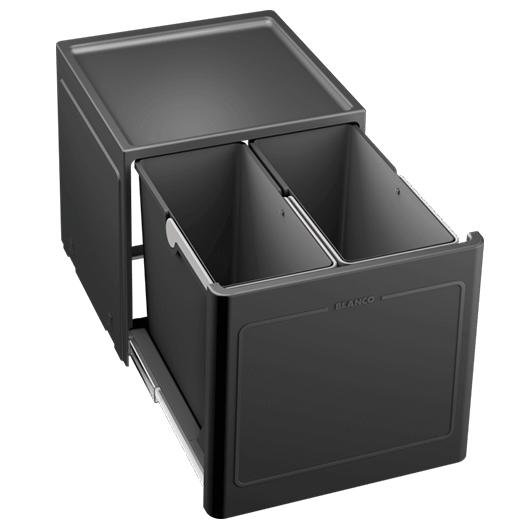 Система сортировки мусора Blanco Botton Pro 45/2 Manual 517467