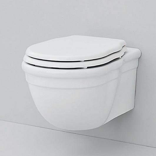 Чаша подвесного унитаза ArtCeram Hermitage HEV010 01 00 (белая)