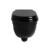 Чаша подвесного унитаза ArtCeram Hermitage HEV010 03 00 (черная)