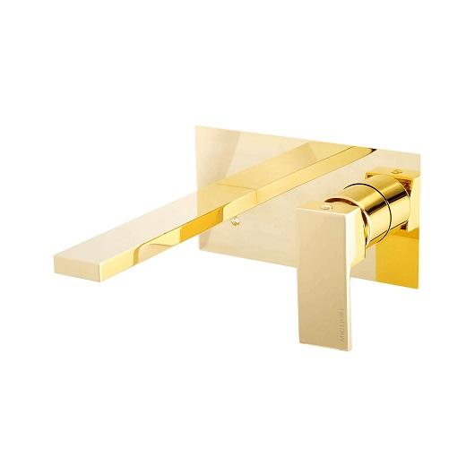 Смеситель для раковины Migliore Kvant Gold 25396 (ML.KVT-2746.DO) (золото)