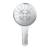 Ручной душ Grohe Rainshower 130 SmartActive 26574000 (9,5 л/мин)