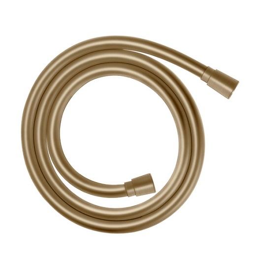 Душевой шланг Hansgrohe Isiflex 28272140 (1,25 м, шлифованная бронза)