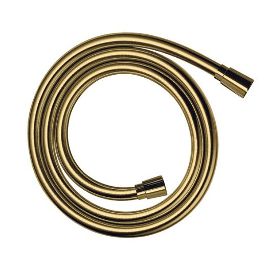 Душевой шланг Hansgrohe Isiflex 28272990 (1,25 м, полированное золото)