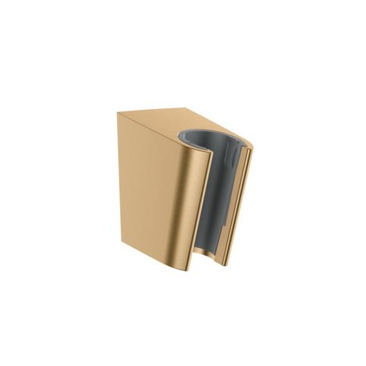 Душевой держатель Hansgrohe Porter S 28331140 (шлифованная бронза)