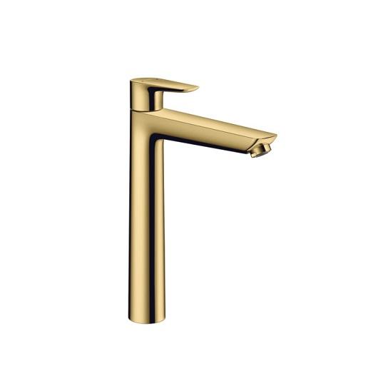 Смеситель для раковины Hansgrohe Talis E 71717990 (полированное золото)