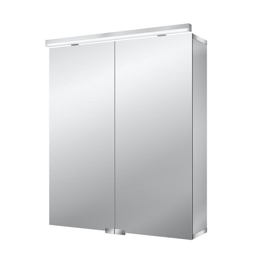 Зеркальный шкаф с подсветкой Emco Asis Pure 9797 050 81 (979705081) (600х728х153 мм)