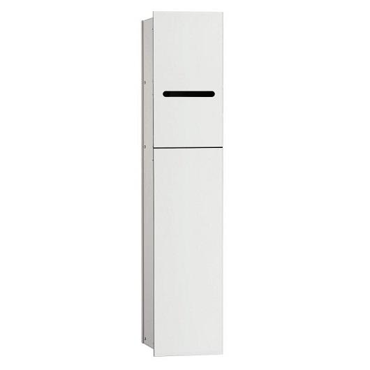 Встраиваемый модуль для туалета Emco Asis 2.0 Left 9754 274 51 (975427451) (170х811х156 мм) белый