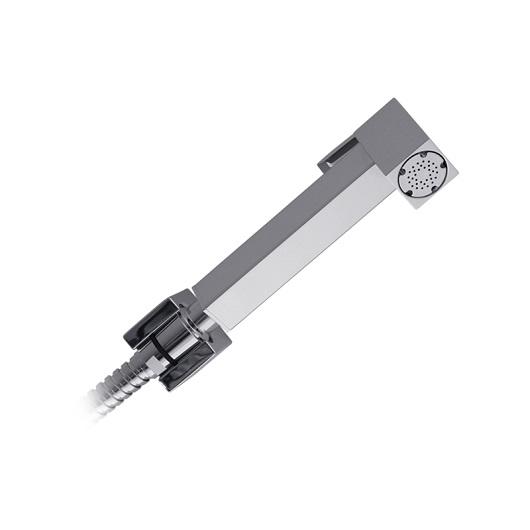Гигиенический набор Migliore Quadra ML.QDR-34.120.CR (хром)