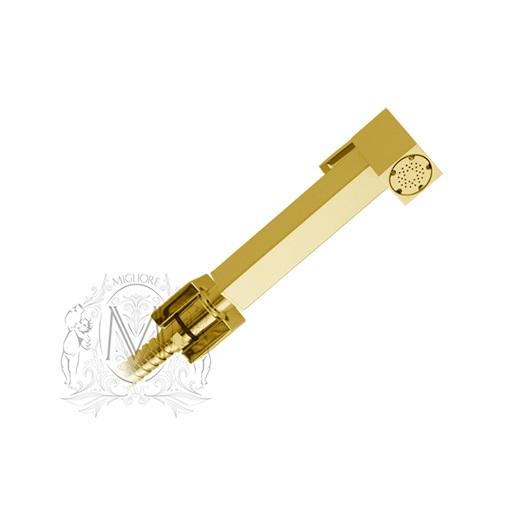 Гигиенический набор Migliore Quadra ML.QDR-34.120.DO (золото)