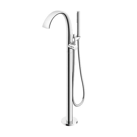 Смеситель для ванны TOTO ZN TBP01301R напольный