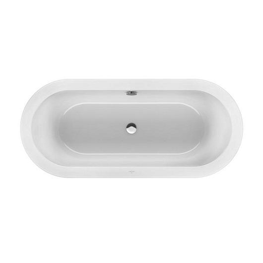 Ванна акриловая Villeroy & Boch Loop & Friends 180х80 UBA180LFO7V-01 (белый Alpin)