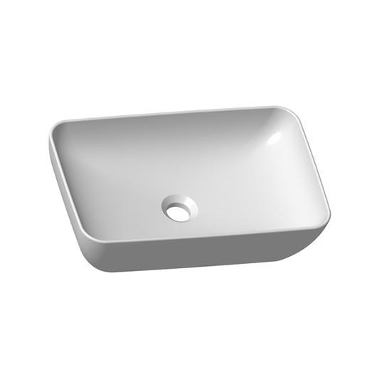 Раковина накладная Ravak Uni 500 R Slim B XJX01150001 (500х310 мм)