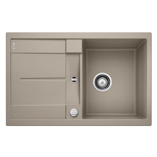 Мойка кухонная Blanco Metra 45 S 517345 (серый беж, 780х500 мм)
