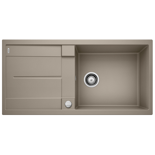 Мойка кухонная Blanco Metra XL 6 S 515287 (серый беж, 1000х500 мм)