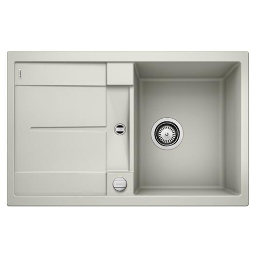 Мойка кухонная Blanco Metra 45 S 520566 (жемчужный, 780х500 мм)