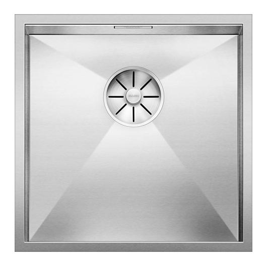 Мойка Blanco Zerox 400-U 521585 (зеркальная полировка)