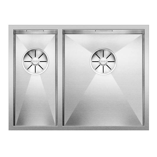 Мойка Blanco Zerox 340/180-U чаша справа 521614 (зеркальная полировка)