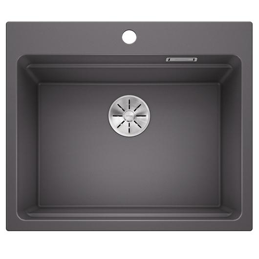 Мойка кухонная Blanco Etagon 6 524540 (темная скала, 600х510 мм)