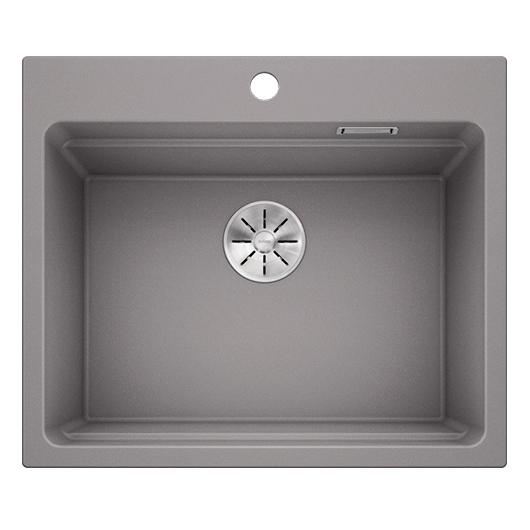 Мойка кухонная Blanco Etagon 6 524541 (алюметаллик, 600х510 мм)