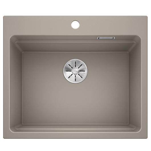 Мойка кухонная Blanco Etagon 6 524546 (серый беж, 600х510 мм)