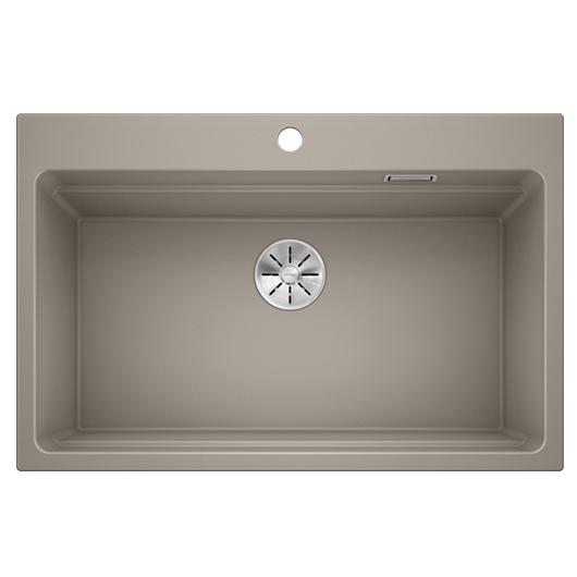 Мойка кухонная Blanco Etagon 8 525194 (серый беж, 780х510 мм)