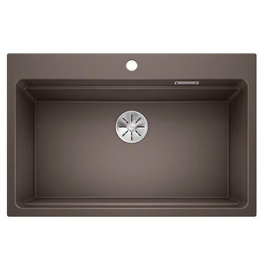 Мойка кухонная Blanco Etagon 8 525196 (кофе, 780х510 мм)