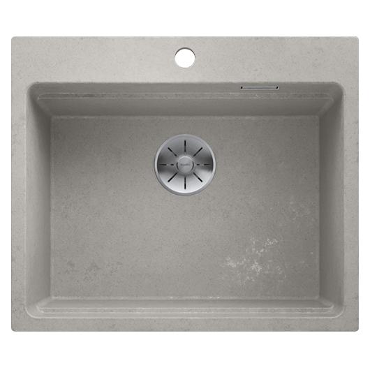 Мойка кухонная Blanco Etagon 6 525300 (бетон, 600х510 мм)